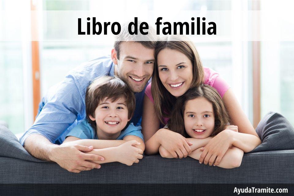 Solicitar libro de familia