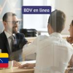 BDV en línea del Banco de Venezuela