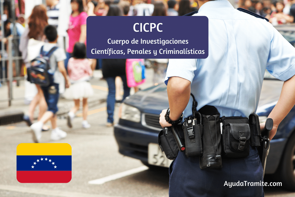 requisitos para ingresar al CICPC